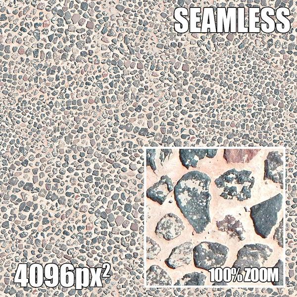 4096 Seamless Texture Sandy Rock