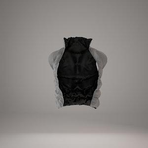 3d vest