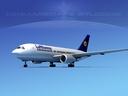 Boeing 767-100 3D models