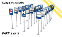 rhino cz traffic signs