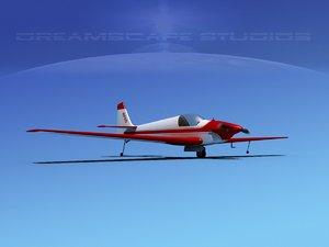 3d model of fournier rf-4
