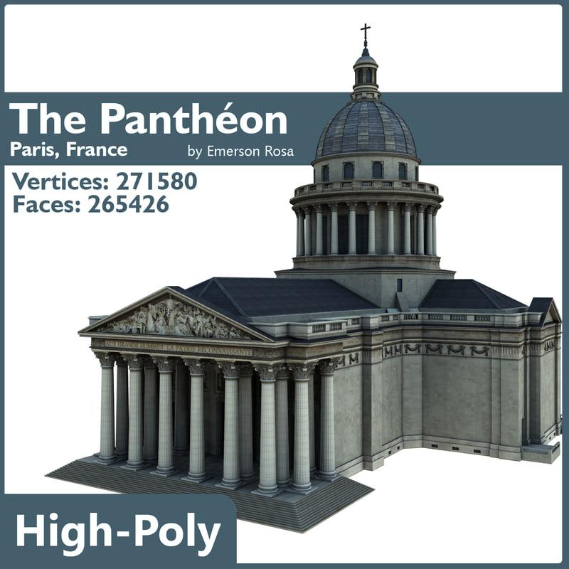 French Pantheon