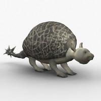 Doedicurus Model