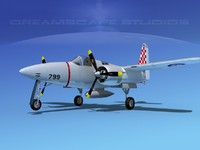 cockpit tigercat fighters 3d 3ds
