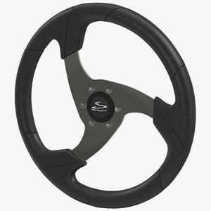 3dsmax steering wheel schmitt