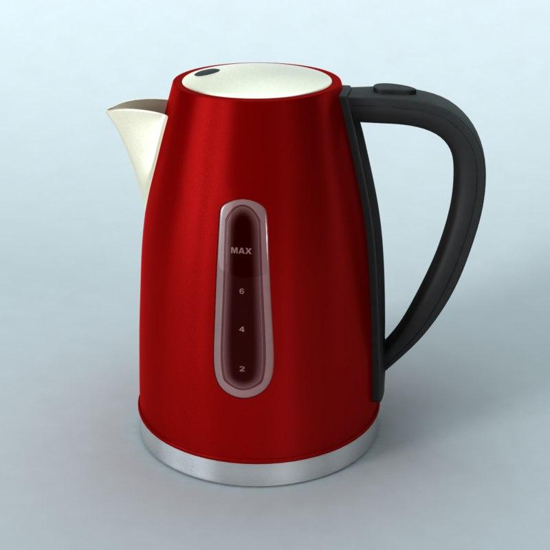 maya electric kettle