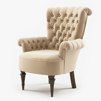 Giusti Portos Regina Leather Chair