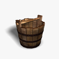 medieval bucket 3ds