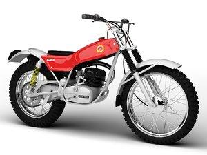 c4d montesa cota 247 1970