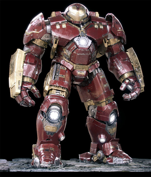 iron man mk 44 3d model