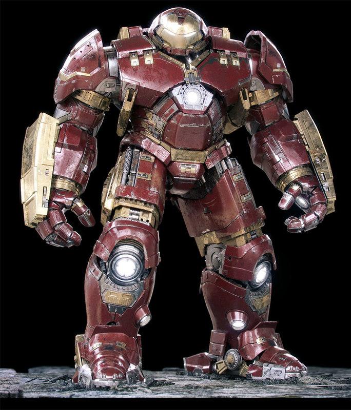 iron man mk 44 3d model