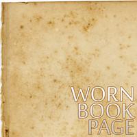 Old Steampunk Book Page VI