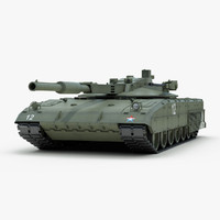 T14 Armata Tank