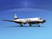 propellers convair c-131 military transport max