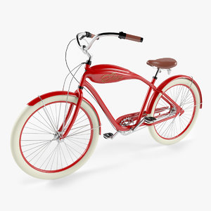 bicycle bike 3d max