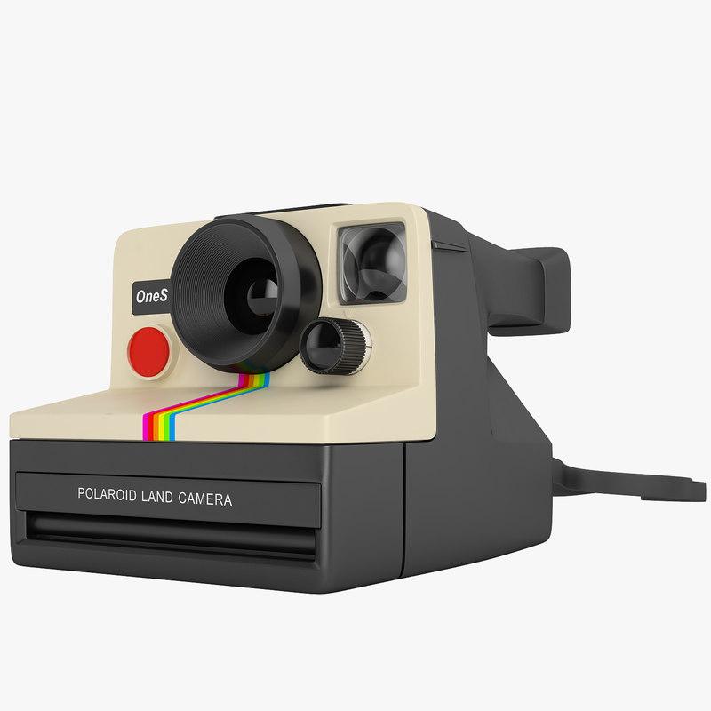 polaroid camera 3d ma