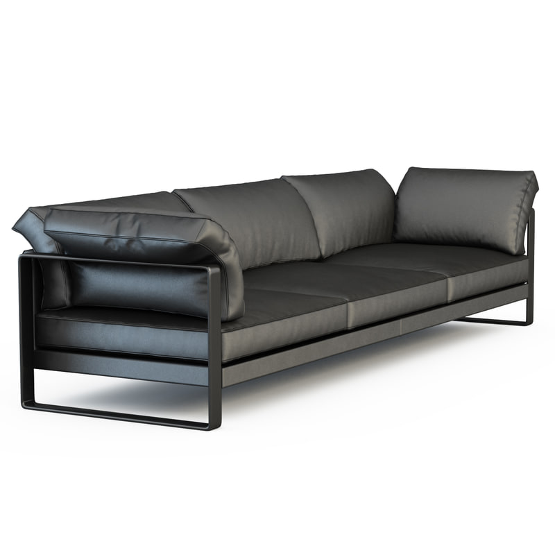 phan matteograssi sofa 3d model