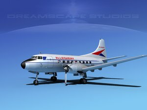 3d propellers martin 202 model