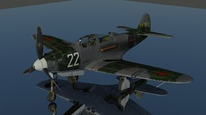 bell p-39 3ds