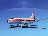 propellers martin 202 3d max
