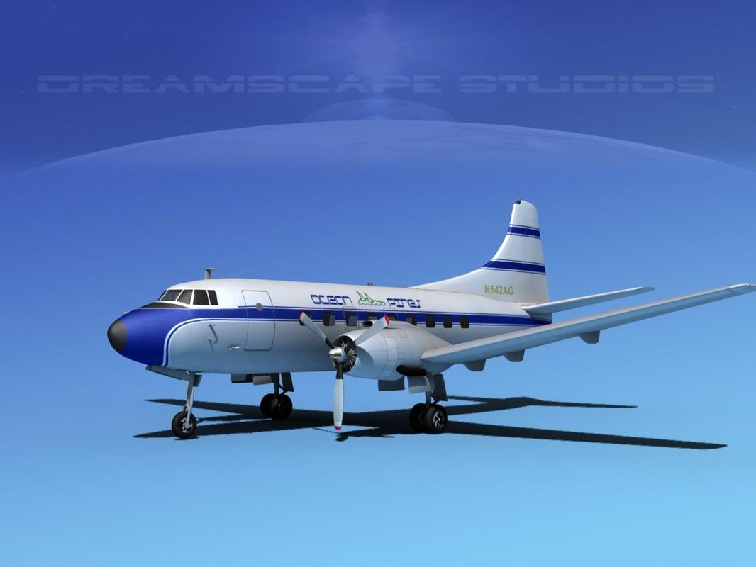 maya propellers martin 202