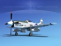 mustang cockpit p-51d lwo