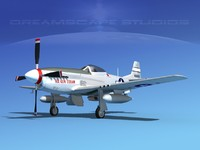 North American P-51D Mustang Six Gun