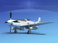 North American P-51D Mustang RAAF