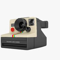 Polaroid Camera 02
