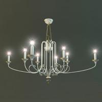 lamp classic 3d model