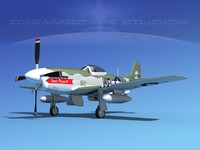 North American P-51D Texas Terror IV