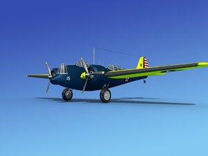 propellers martin b-10 bomber max