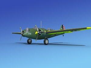 max propellers martin b-10 bomber