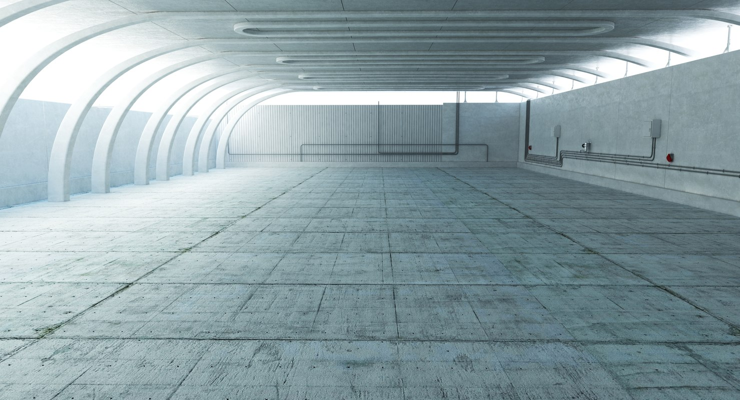 hangar car presentation max