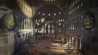 Hagia Sophia Ottoman Version