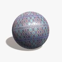 Moroccan Wide Tiles