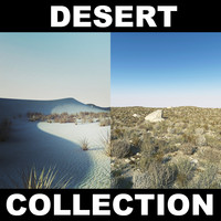 Desert Collection 002