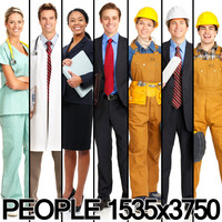 Seven HD Business People Collection II
