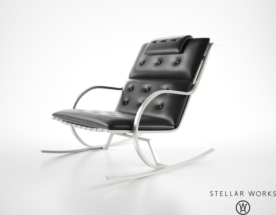 max stellar works gongolo chair