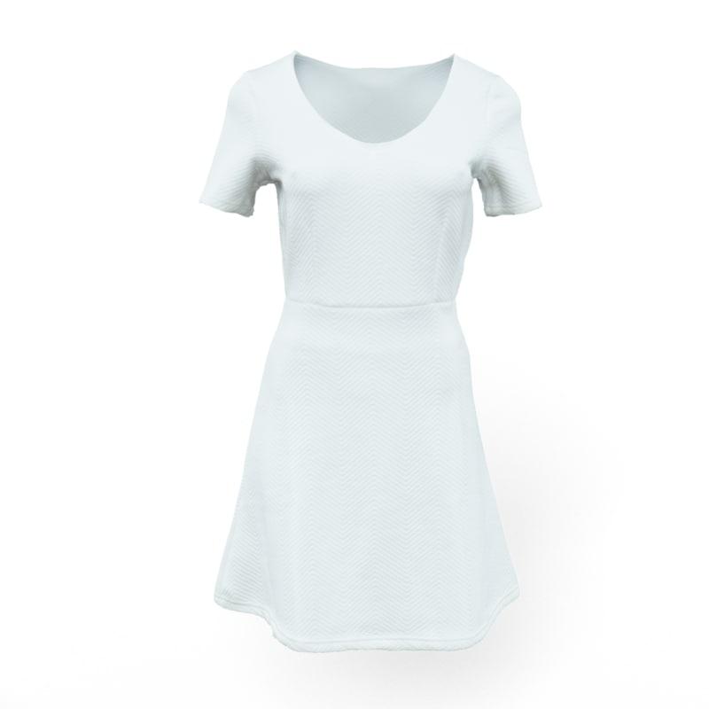 white dress 3ds