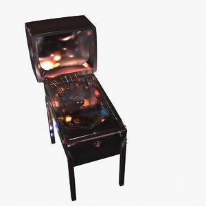 x pinball machine