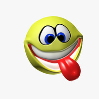 3ds max smile funny smiley