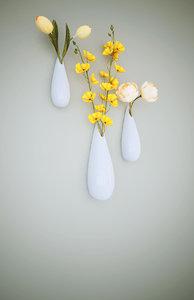 cinema4d wall vase