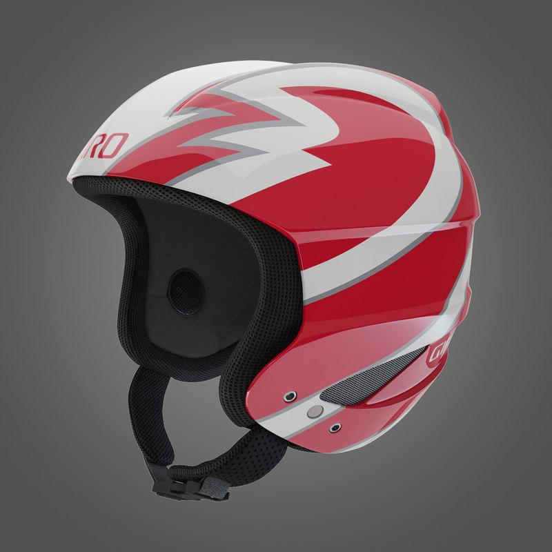 giro sestriere helmet red max