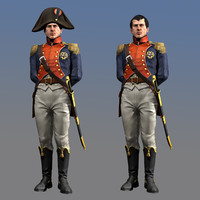 Napoleon infantryman