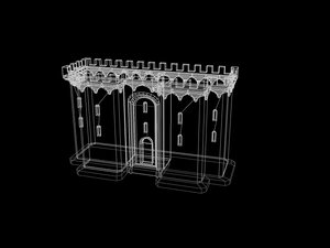 fantasy gate house lwo
