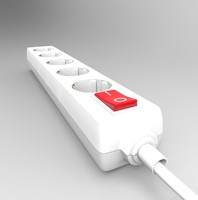 Multiplug Extension/Socket