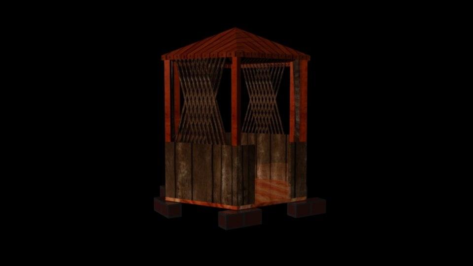 maya arbor wood