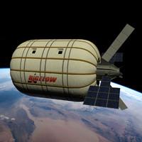 bigelow aerospace b330 space x