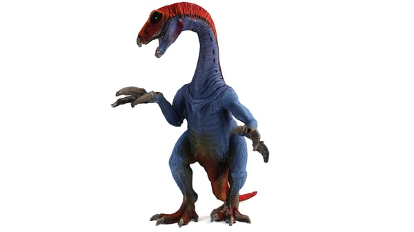 3d therizinosaurus toy